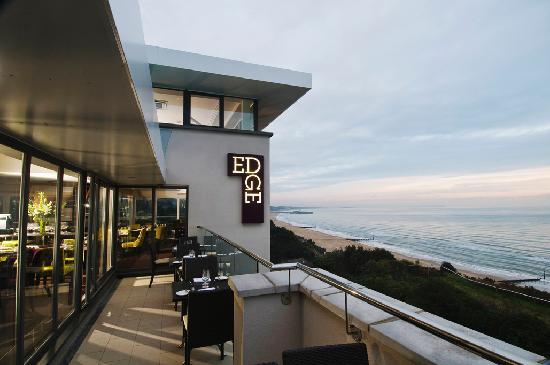 The Edge Restaurant in Bournemouth with gluten free friendly dining