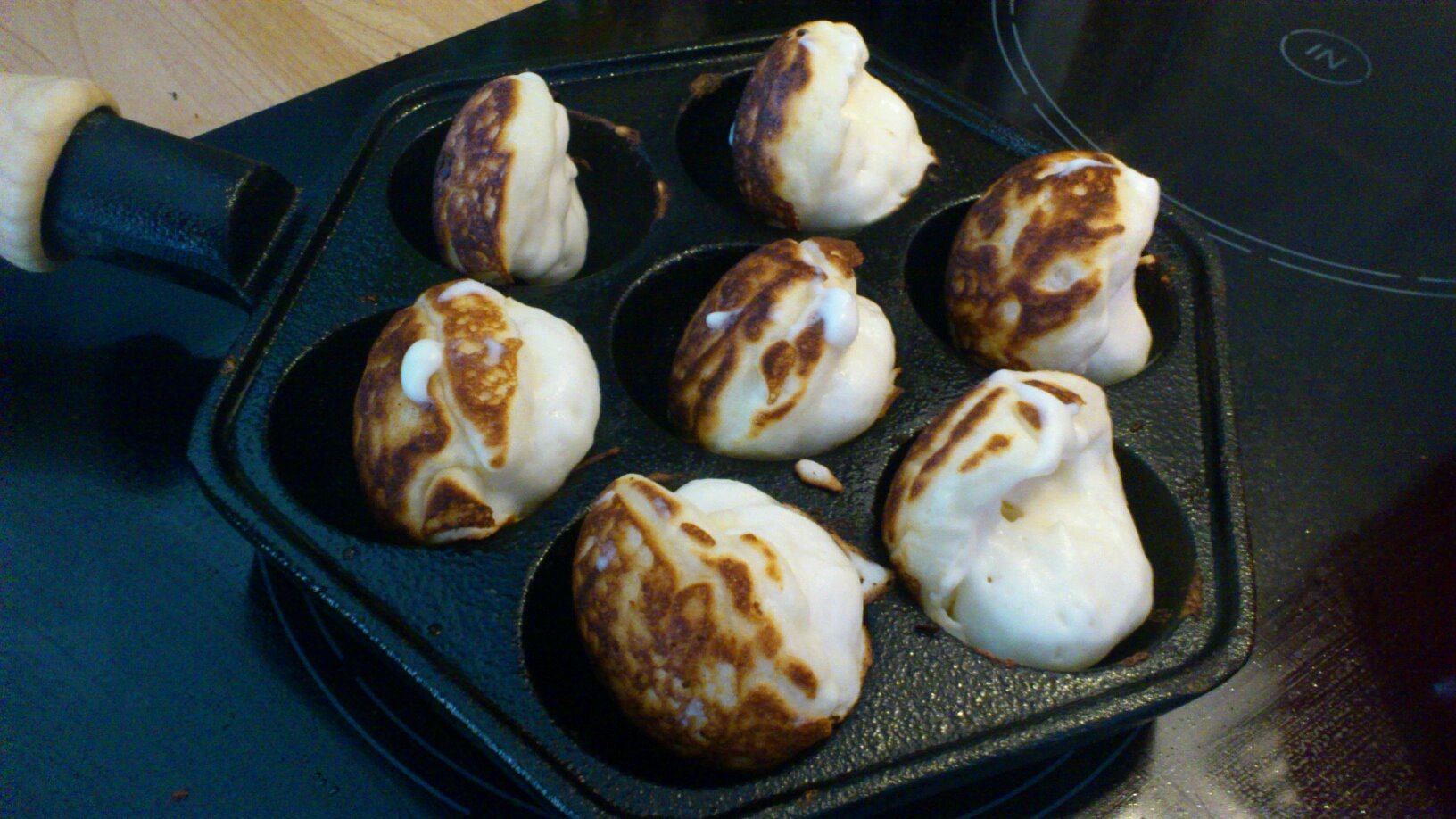 Pan review for making aebleskiver recipe – gluten free ...