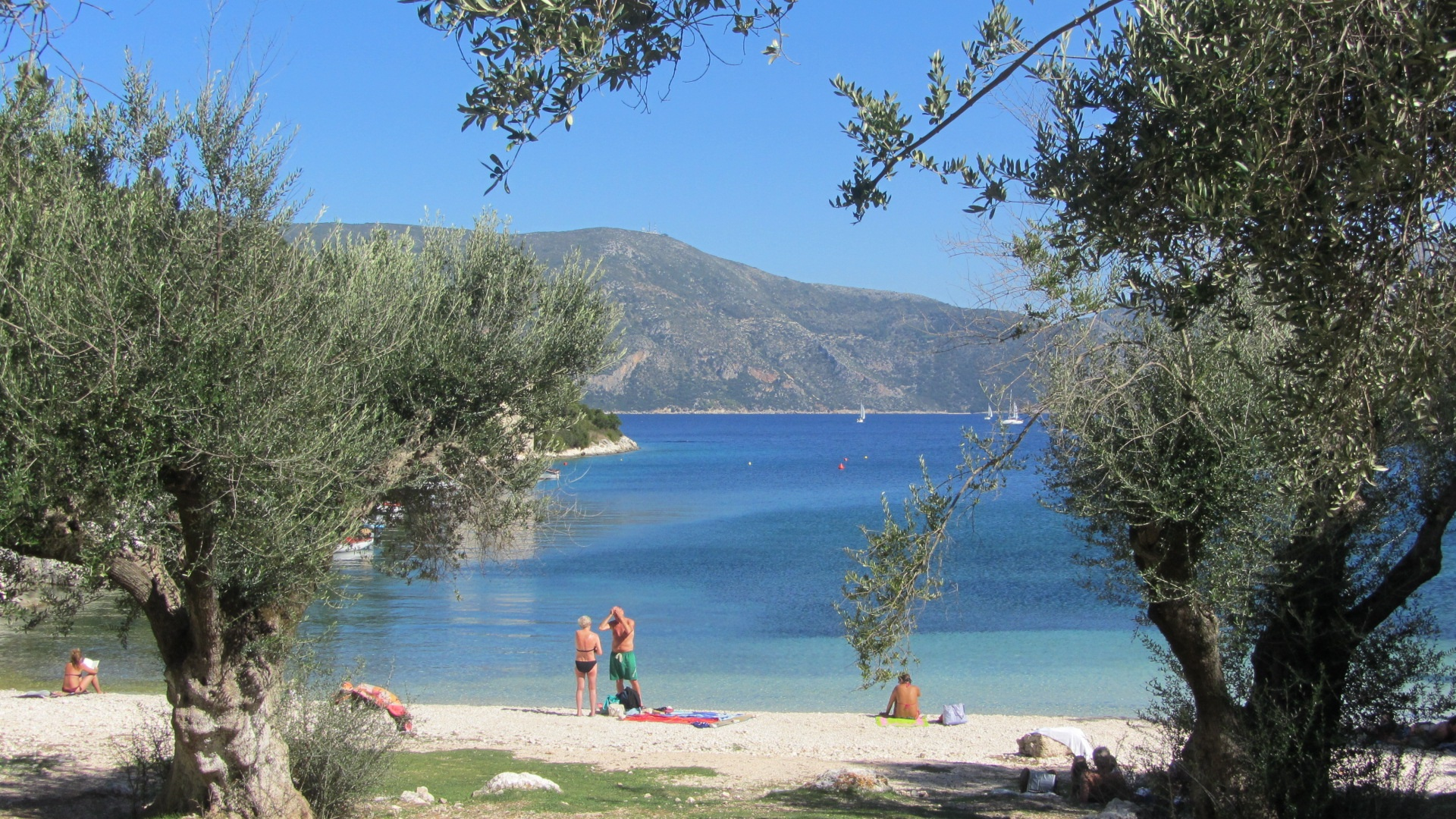 Gluten Free Paradise In Greece With Vegetarian Options Trapezaki Kefalonia Gluten Free