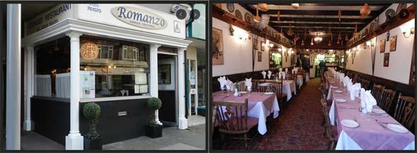 Romanzo-restaurant